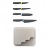 4 couteaux et rangement placard DoorStore JOSEPH JOSEPH