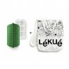 Kit à papillotes Green Shopper LEKUE