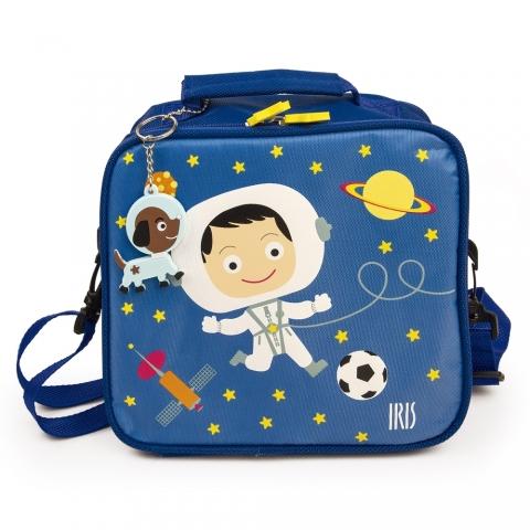 Mini lunch-bag enfant SnackRico IRIS BARCELONA