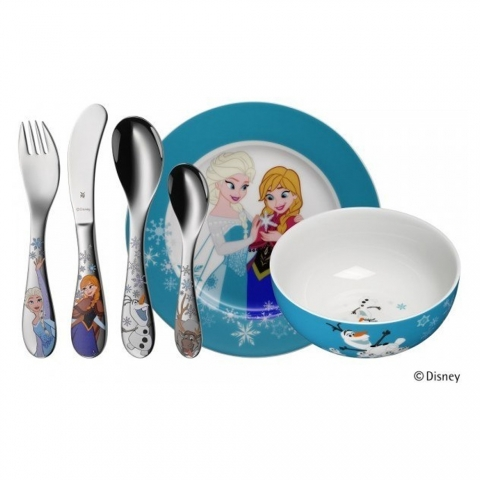 Set repas enfant Reine des Neiges WMF