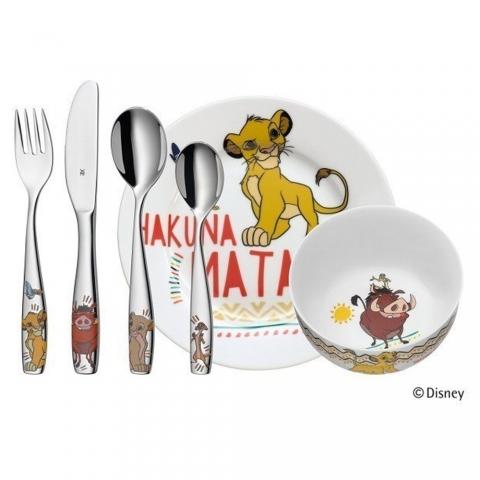 Set repas enfant Roi Lion WMF
