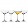 Set de 4 verres à Champagne 34 CL F&H 916180