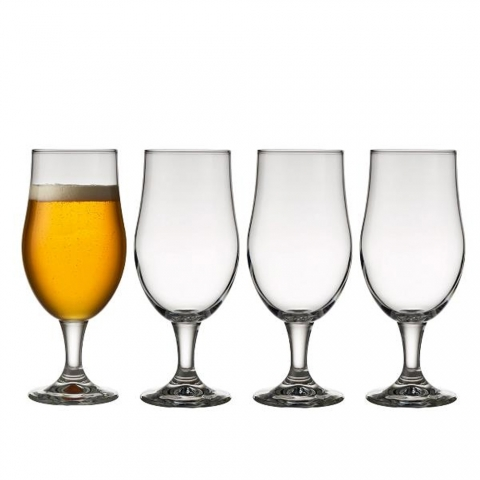 Set de 4 verres à bières 49 CL F&H 916181