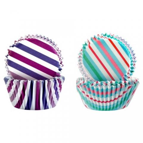 Caissettes à cupcakes X 100 IBILI 735905