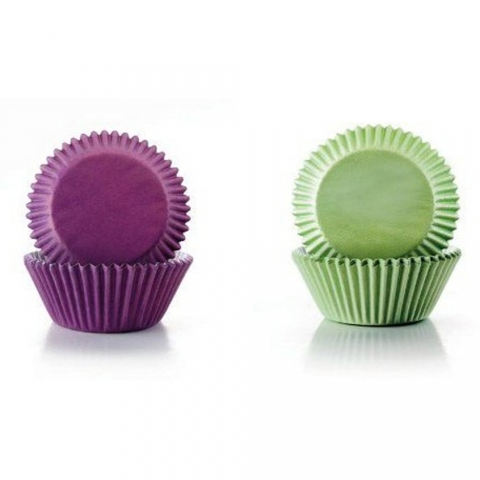 Caissettes à cupcakes X 100 IBILI 735902