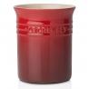 Pot à ustensiles Rouge Cerise LE CREUSET
