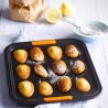 Moule 12 madeleines LE CREUSET