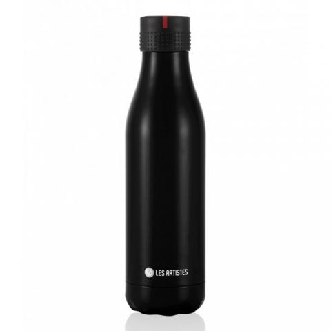 Bottle'Up 500 ML Noir Mat LES ARTISTES PARIS A-2021