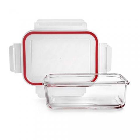 Boîte en verre de conservation 400 ML IBILI 754704