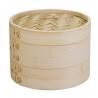 Cuiseur vapeur bambou 20 CM IBILI 727500