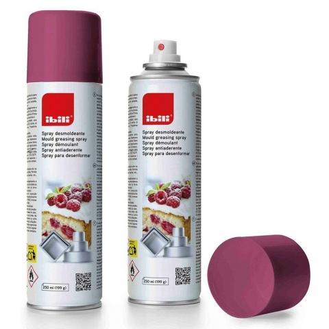 Spray de démoulage 250 ML IBILI 746300