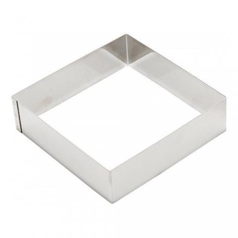 Cadre à tarte carré inox GOBEL 863360