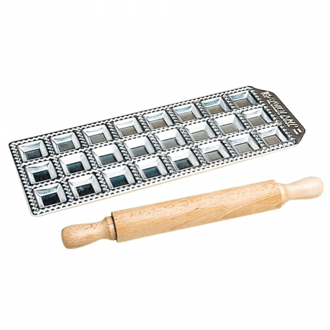 Moule à raviolis avec rouleau GOBEL N7921