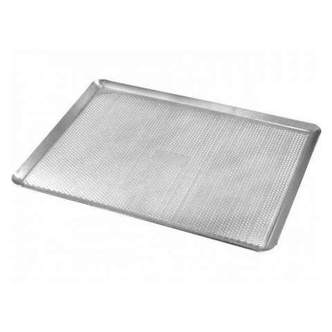 Plaque de cuisson rectangulaire perforée 40 X 30 CM GOBEL 615530