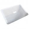 Plaque de cuisson rectangulaire perforée sans rebord 40 X 30 CM GOBEL 615535