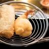Ecumoire à friture araignée POC inox CRISTEL TCAERF