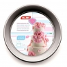 Moule rond extra profond 25 CM IBILI