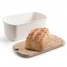 Boîte à pain Blanc IBILI 754410