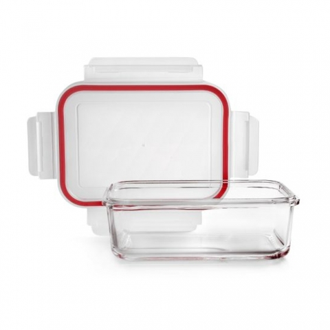 Boîte en verre de conservation 1050 ML IBILI 754710