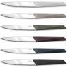 Bloc 6 couteaux à Steak Furtif Couleur TB 10070006