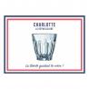 Coffret 6 gobelets Charlotte 24 CL LE VERRE FRANCAIS
