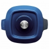 Faitout carré Iron Cobalt Blue 24 CM WOLL 1024CI-020