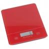 Balance électronique écran LCD Rouge TREND'UP