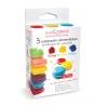 Colorants alimentaires en poudre x3