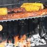 Barbecue à charbon Vintage Montory acier Noir 61 X 40 LE MARQUIER GBC3650
