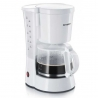 Cafetière à filtre 10-15 T Blanc SEVERIN KA4478