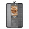 Plaque de cuisson Crusty Bake MasterClass KITCHENCRAFT KCMCCB3