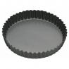 Moule à tarte dentelé fond amovible 20 CM MasterClass KITCHENCRAFT KCMCHB39