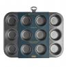 Moule à muffins X 12 MasterClass KITCHENCRAFT KCMCHB7