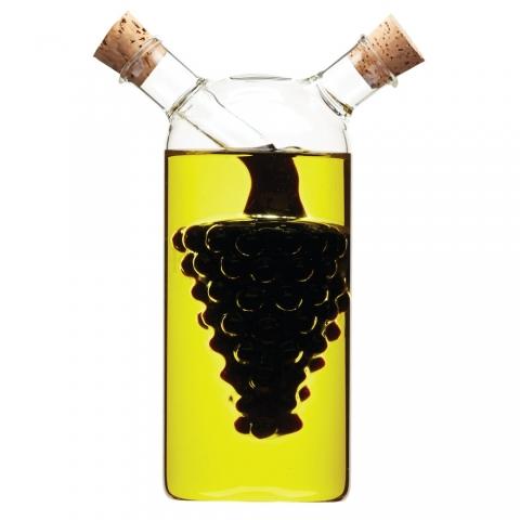 Bouteille à huile et vinaigre Italian Collection World of Flavors KITCHENCRAFT WFITCRUET75
