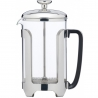 Cafetière à piston 6 T inox Le'Xpress KITCHENCRAFT KCLXCAFE6CP