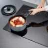 Set 3 casseroles avec couvercles Smart Space Ensemble MasterClass KITCHENCRAFT MCSPSPANSET3PC