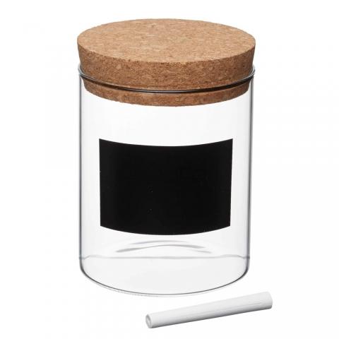 Boîte de rangement en verre PM 700 ML Natural Elements KITCHENCRAFT NEGCSML