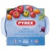 Cocotte en verre ronde 4.9 L Classic PYREX 118A000