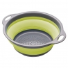 Passoire rétractable Vert ColourWorks KITCHENNCRAFT CWGCOLGRN