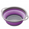Passoire rétractable Prune ColourWorks KITCHENNCRAFT CWGCOLPUR