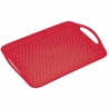 Plateau anti-dérapant Rouge ColourWorks KITCHENCRAFT CWANTISLIPRED