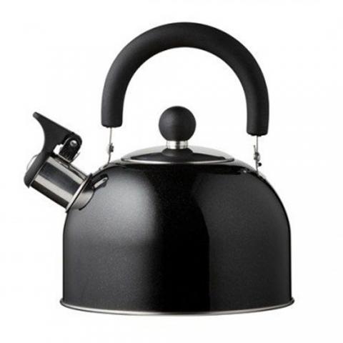 Bouilloire Noir Brillant 2 L F&H 209195