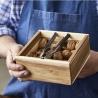 Casse-noix avec boîte en bois Holm F&H
