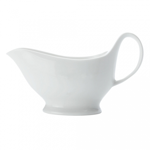 Saucière en porcelaine blanche Basics Maxwell & Williams KITCHENCRAFT MWAA017