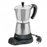 Cafetière électrique Classico aluminium 6 T CILIO 273700