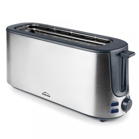 Grille-pain fente longue LACOR 69360