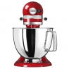Robot pâtissier multi-fonctions Artisan 4.8 L Rouge Empire KITCHENAID 5KSM125EER
