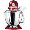 Robot pâtissier multi-fonctions Artisan 4.8 L Pomme d'Amour KITCHENAID 5KSM175PSECA