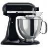 Robot pâtissier multi-fonctions Artisan 4.8 L Noir Onyx KITCHENAID 5KSM175PSEOB