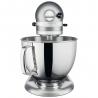 Robot pâtissier multi-fonctions Artisan 4.8 L Gris Argent KITCHENAID 5KSM175PSECU